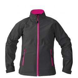 Women's SOFTSHELL jacket GAULA (black)