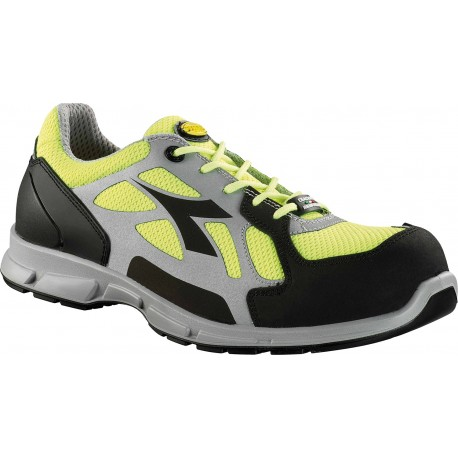 Работни обувки DIADORA D-FLEC LOW BRIGHT S1P SRC- жълт