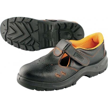 Работни сандали с метално бомбе PANDA GAMMA S1 SRC