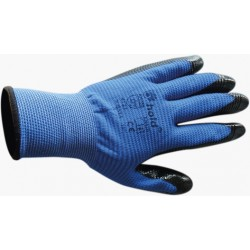 Nitrile dipped gloves XEMA