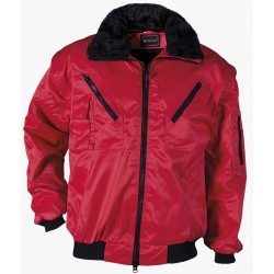 Waterproof thermal insulated jacket BN PILOT Code: 6653