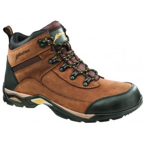 Обувки-тип бота модел ALBATROS GLOBETRTTER MID 02 HRO SRC