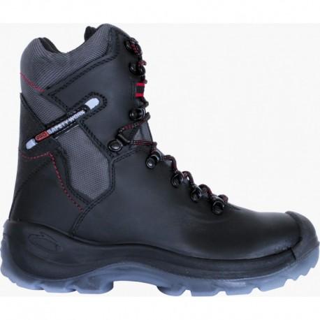 Работни обувки- високи TPU CLASSIC WINTER S3 SRC