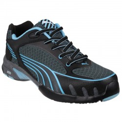 Работни обувки модел PUMA FUSE MOTION LOW S1P (син цвят)