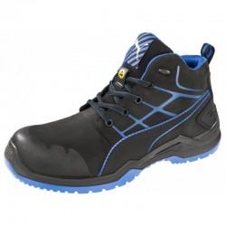 Работни обувки модел PUMA KRYPTONE BLUE MID S3 ESD SRC