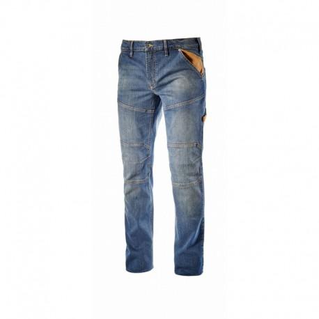 Мъжки дънкови панталони DIADORA PANT STONE PLUS