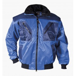 Waterproof thermoinsulate jacket CONTRAST PILOT Code: 6665