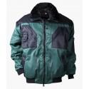 Waterproof thermoinsulate jacket BN CONTRAST PILOT Code: 6666
