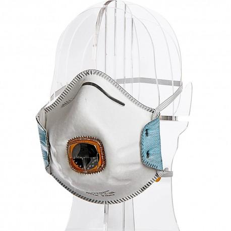 Формована прахозащитна полумаска  с активен въглен VS2200AV P2AV