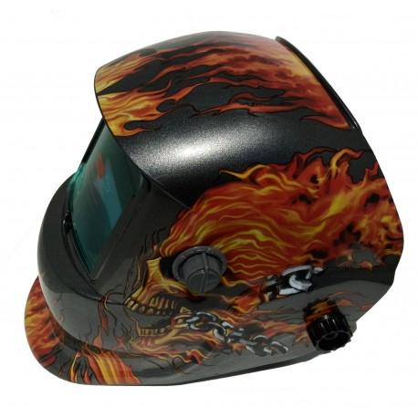 Соларен заваръчен шлем Fire. Код 06012