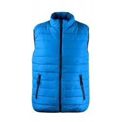 Зимен ватиран елек модел SPEEDY- кр. син с тъмно синьо