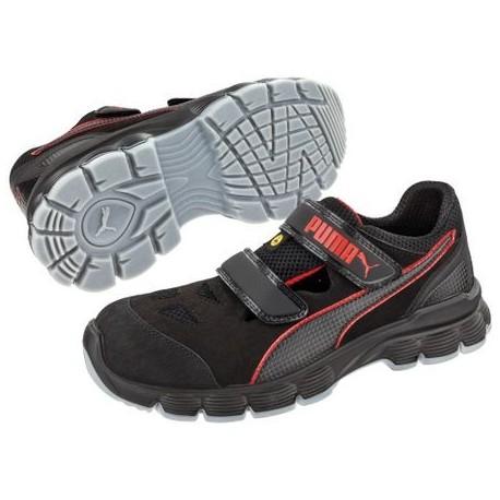 Защитни сандали PUMA Aviat S1P