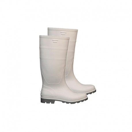 Ботуши BULLY PVC 38 см Цвят: бял Код: 01052018
