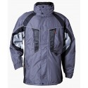 Waterproof thermal insulated jacket, PVC/PE NYALA Code: 0104118