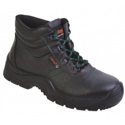 Professional safety shoes. Sole resistant to fuels, antistatic. Code: 01052075