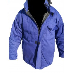 Waterproof jacket with padding insulation Code: 1412200