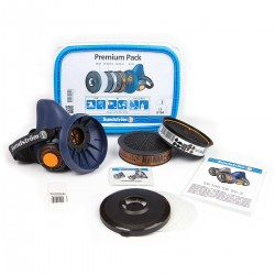 Half-mask respirator SUNSTROM SR100 (plus filters)