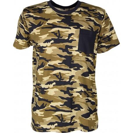 Камуфлажна тениска