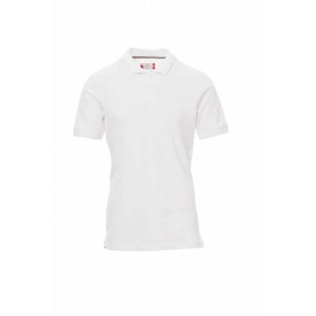 Тениска с яка Ven White