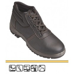 Working shoes, AGATE HIGH S1P