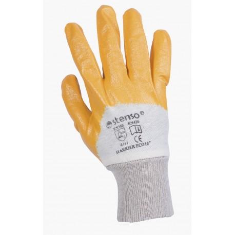 Работни ръкавици потопени в нитрил HARRIER ECO Код: 077076