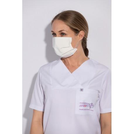 Санитарна маска от плат 3 пластова