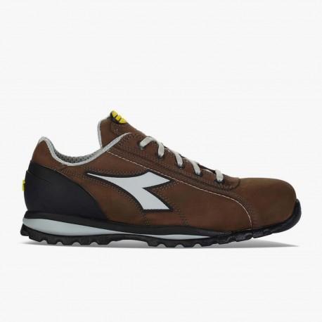 Работни обувки DIADORA GLOVE II HLOW S3 HRO SRA- кафяви