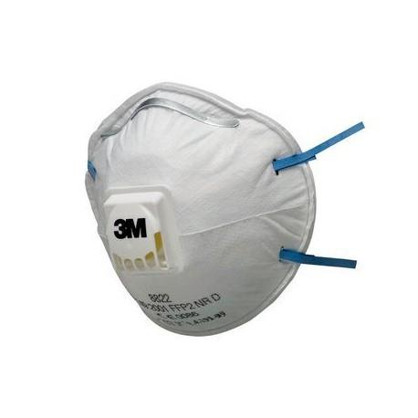 Респираторна маска 3M FFP2 с клапан 8822