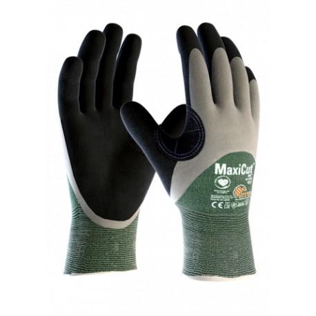 Противосрезна ръкавица с маслено покритие
