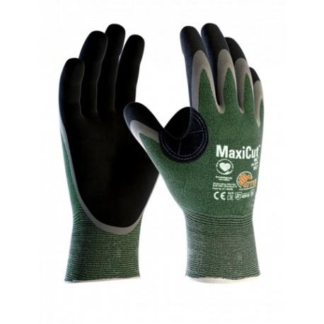 Противосрезни ръкавици ATG с маслено покритие