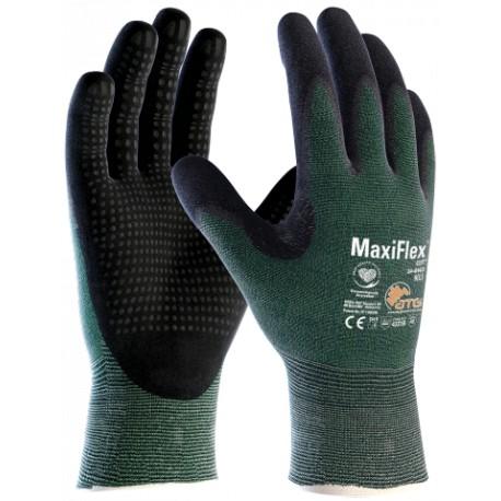 ATGGlove Maxiflex cut 3 with granules