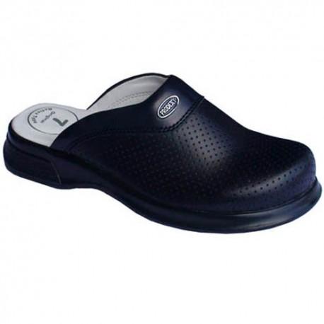 Медицински чехли с ортопедично ходило./т.сини/ Код: 010528055