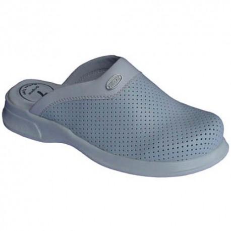 Медицински чехли с ортопедично ходило /бели/. Код: 010528068