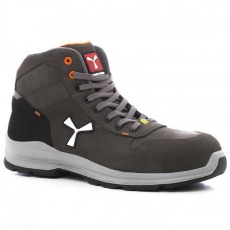 Работни обувки- високи PAYPER GET FORCE MID S3 SRC ESD- сиви