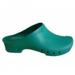 Professional clogs GURU - green Code: 5093