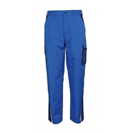 Работен панталон PRISMA SUMMER кралско син цвят