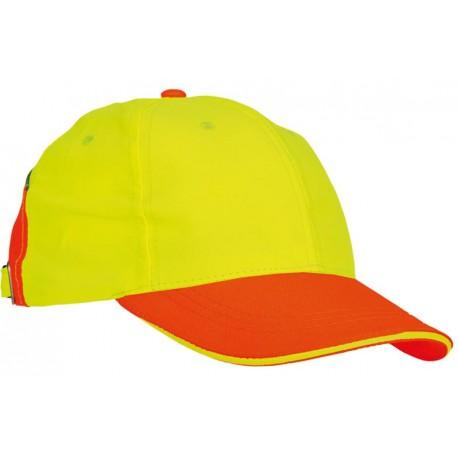 KNOXFIELD HV CAP Светлоотразителна шапка жълто/оранжева