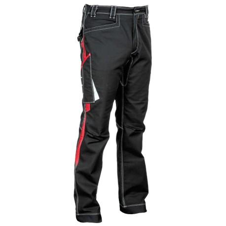 Работен панталон BARRERIO BLACK