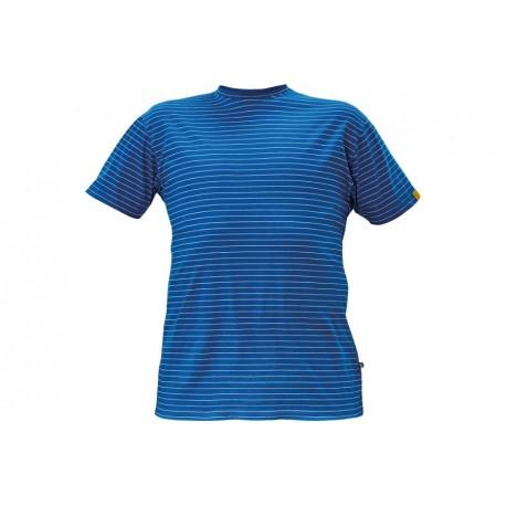 Тениска NOYO ESD кралско синя