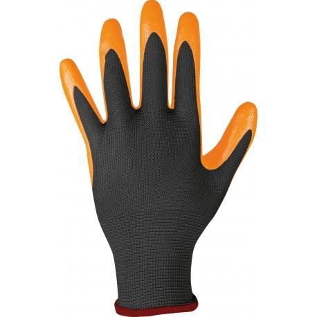 Работни ръкавици потопени в нитрил TWISTER EVO