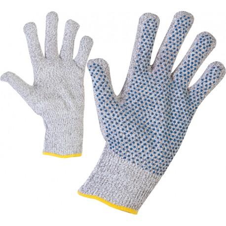 Ръкавици от трико, противосрезни CROPPER DOT