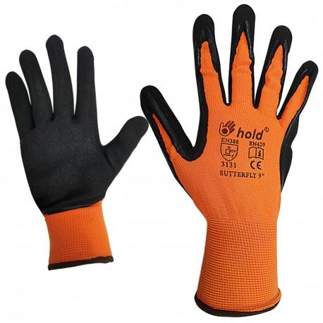 Работни ръкавици от полиамид BUTTERFLY