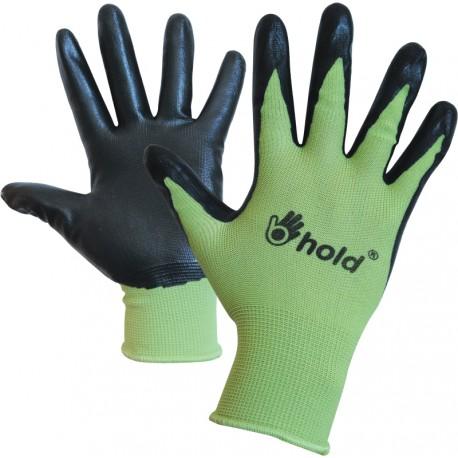 Работни ръкавици потопени в нитрил PINOS