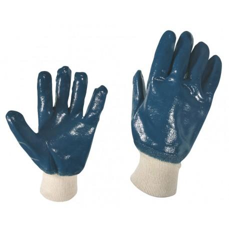 Работни ръкавици потопени в нитрил ROLLER