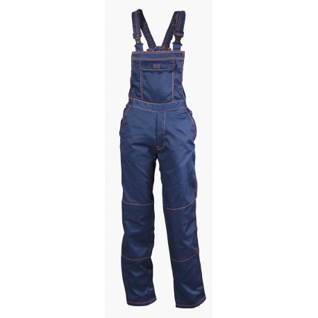 Bib-pants for workers Primo Code: 078380