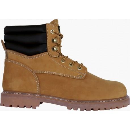 Работни обувки HONEY ANKLE / жълт/ Код : 01052025