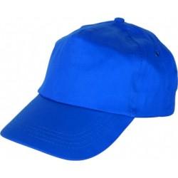 Шапка с козирка LEO /синя/ Код: 078278