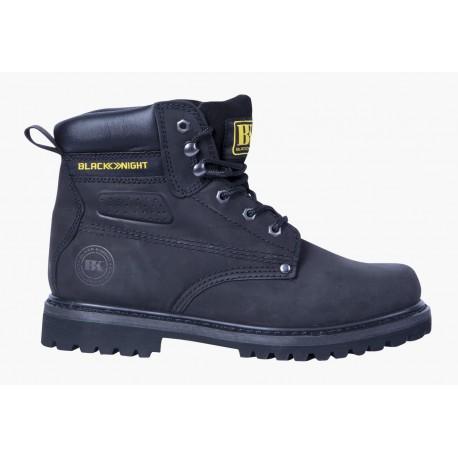 Работни обувки HONEY ANKLE /черни/ Код : 01052032