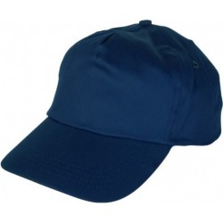 Cotton baseball cap LEO/dark blue/
