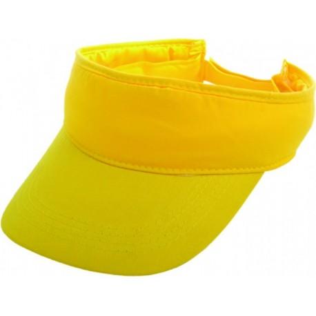 Козирка BONO/жълта/ Код: 4111-2